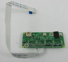FUJITSU AMILO L6820 L6825 LED SWITCH BOARD 80-UD4050-00C