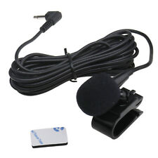 IE UNIVERSAL 3.5MM EXTERNAL BLUETOOTH MICROPHONE FOR CAR STEREO CD RADIO PLAYERS
