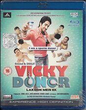 VICKY Donor - ayushman Sharma - yamni ghautam - Nuevo Bollywood Blu-Ray