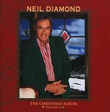 Neil Diamond The Christmas Album, Vol. 2  (CD 2010, Columbia New Factory Sealed