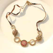 """New 20"""" Lucky Brand Cord Collar Necklace Gift FS Vintage Women Holiday Jewelry"""