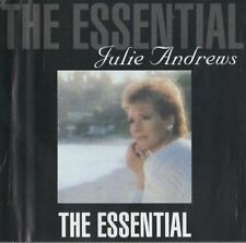 JULIE ANDREWS The Essential Julie Andrews CD 13 tracks VGC