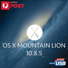 mountain lion 10.8.5 repair fix mac osx macbook air pro imac install usb boot os