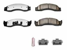 For 1988-1997 Ford F59 Disc Brake Pad and Hardware Kit Power Stop 18655HT 1989