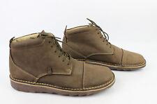 Chaussures à Lacets Boots RIFTLAND Cuir Nubuk Marron Taille 40 TRES BON ETAT
