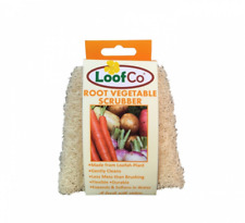 Loofco Vegetable Loofah Scrubber Dish Cloth Dishcloth Sponge