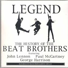 Legend : The History Of The Beat Brothers (The Beatles) 13 Track (CD)