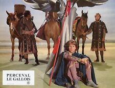 ANDRE DUSSOLLIER ERIC ROHMER PERCEVAL LE GALLOIS 1978 VINTAGE LOBBY CARD #1