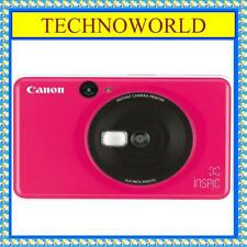 CANON INSPIC (C) INSTANT CAMERA PRINTER◉5MP◉JPEG STILL IMAGE FORMAT◉EASY TO USE