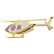 Hughes 500 Helicopter - Tiepin / Lapel Badge / Tie Tack