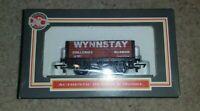 OO gauge Dapol B306 'Wynnstay, Ruabon' 5 Plank Wagon boxed