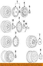 GM OEM Wheel-Wrench Nut 25532883