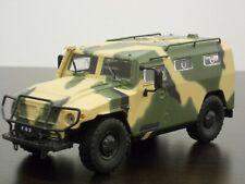 1:43 GAZ 233036 TIGR SMP-2 Armoured Police, DeAgostini Autolegends Special #03