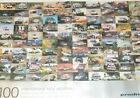 Prodrive - 100 International Rally Victories Poster - Porsche/Subaru/BMW/6R4