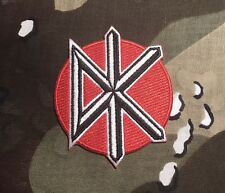Dead Kennedys Embroidered Patch D004P Black Flag Rancid Discharge Misfits