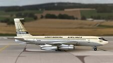 Boeing 720B Continental Airlines 1:400  Dragon Wings OVP Metal Box