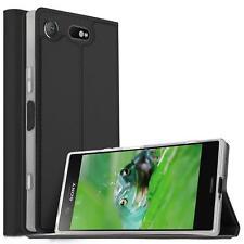 Case Sony Xperia XZ1 Compact Book Case Bag Slim Flip Cover