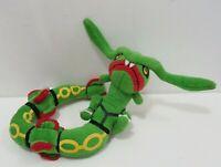 "Rayquaza Pokemon Center Pokedoll 8"" Plush 2004 Stuffed Toy Doll Japan"