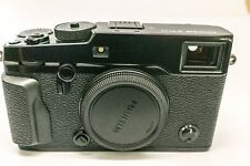 Fujifilm X-Pro2   24.3MP Camera  Black Body