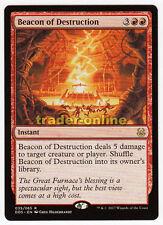 Beacon of Destruction (anticapitalista de la destrucción) Mind vs. might Magic