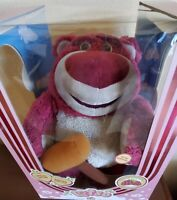 "Toy Story Talking Lotso 15"" Bear with 11 character phrases"