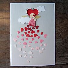 Roc Paper Scissors: Handcrafted Romance Card, Cupid's Shower