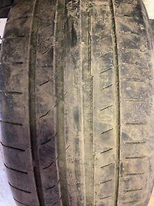 225/45/18 Hankook Tyre 4mm