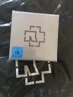 Rammstein - Made in Germany Super Deluxe Edition Metal Box 2 CD 3 DVD NEU OVP