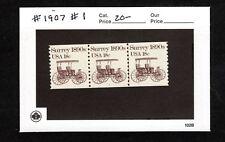 PNC3 1907  Surrey # 1 MNH