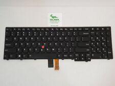 New listing Lenovo ThinkPad T540p W540 Laptop Backlit Keyboard + Pointer 04Y2387