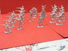 Zinnbrigade Zinnfiguren Infanterie 20tlg
