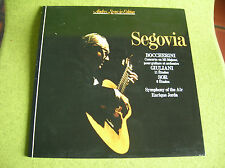 LP SEGOVIA-BOCCHERINI-GIULIANI-SOR-Guitare-mca-202976-1980
