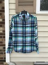 AMERICAN EAGLE OUTFITTERS Men's Classic Fit Shirt Plaids & Checks size M