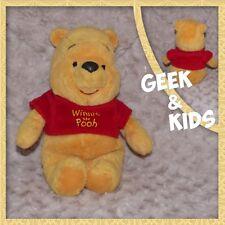 Peluche Winnie l'ourson - Disney - 20cm - Ref C27
