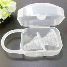 Baby Boy Girl Infant Soother Pacifier Dummy Storage Box Case Holder Travel LH