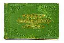 Original 1876 Memorial International Exhibition at Phila  1876,TICKET, PHOTO