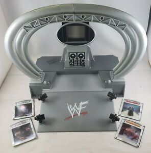 Jakks WWF WWE 2000 Smackdown Wrestling Entrance Stage