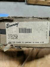 NEW Browning 3TB250  25.35 in OD spoked Sheave Pulley