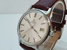 OMEGA AUTOMATIC SWISS MADE WATCH Cal.1010 DATE 17 Jewels / Ref. 166.016.3