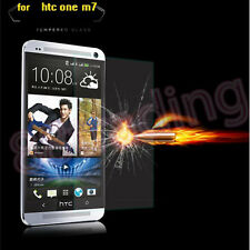 Tempered Glass Screen Protector Premium Protection for HTC One M7