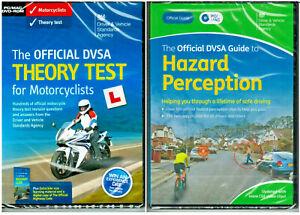 DVSA Motorbike/Motorcycle Theory Test DVD-ROM and 2021 Hazard Perception*MTrD+HZ