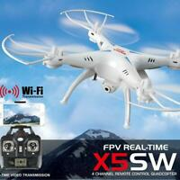 Syma X5SW 4CH 6 Axis Headless Wifi FPV RC Quadcopter Camera RTF Helicopter Drone