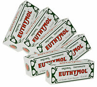 Euthymol Original Toothpaste, 75ml - 6 Pack