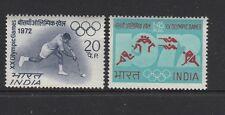 L'Inde Jeux olympiques de 1972 mm SG 658/9