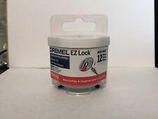 Dremel EZ456B 1-1/2 inch, 12ct. Bulk Pack, EZ Lock, Rotary Tool Cut-Off Wheels