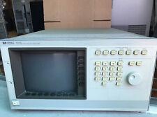 HP 54120B Color Digitizing Oscilloscope Mainframe - Calibration may needed
