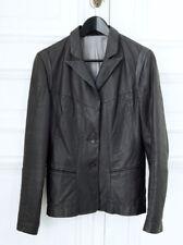 ZADIG ET & VOLTAIRE : jolie veste cuir T. L