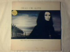 DEAD OR ALIVE Mad bad and dangerous to know lp HOLLAND MINT -