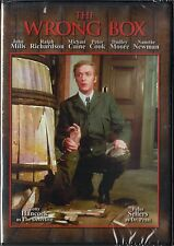 The Wrong Box (DVD, 2010) Michael Caine  NOT RATED
