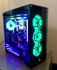 WaterCooled Workstation Class Gaming PC i9 7900x @4.7 1080Ti 32GB X299 1TB SSD